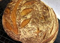 Sourdough Bread, Artisan Bread, Bread Baking, Recipe Box, Food Art, Kenya, Goodies, Yummy Food, Sweets