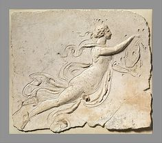 Stucco relief panel    Period:      Early Imperial  Date:      2nd half of 1st century A.D.  Culture:      Roman  Medium:      Stucco