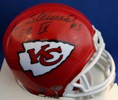 Jan Stenerud Kansas City Chiefs Autographs