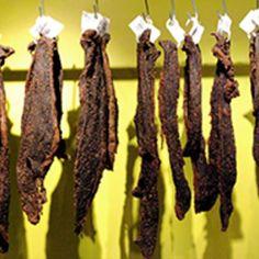 Africa's 20 most popular foods: Biltong, fufu, injera, couscous, ugali anyone? | MG Africa