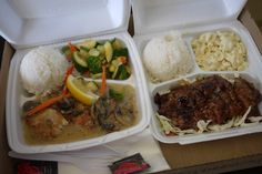 This is Part 1 of my Cheap Eats Maui series. Check out my other Cheap Eats Maui posts: Part 2, Part 3However much we love to dine at fancy restaurants with multi-course menus and a great view, we know some of the best food comes from local mom-and-pop type places. Often times in Hawaii, great…