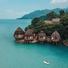 20 Home Decoration Ideas : Langkawi Island, Malaysia : Vacation are the best Tag who you'd take here –Photo by … Beautiful Villas, Beautiful Hotels, Beautiful Places, Wonderful Places, Places To Travel, Travel Destinations, Places To Go, Holiday Destinations, Paisajes