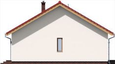 DOM.PL™ - Projekt domu ARD Rumianek 1 paliwo stałe CE - DOM RD1-70 - gotowy koszt budowy Mirror, Furniture, Home Decor, Dinner, Projects, Decoration Home, Room Decor, Mirrors, Home Furnishings