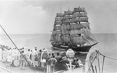 4MB Peking Old Sailing Ships, Peking, Ship Names, Old Boats, Wooden Boats, Tall Ships, Nautical Theme, Old Pictures, History