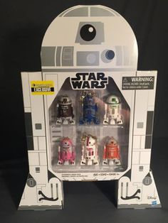 Review & Giveaway: Hasbro-Star Wars Astromech Droid Pack (EE Exclusive)