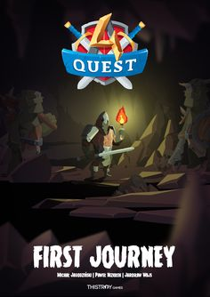 A4 Quest - Cover