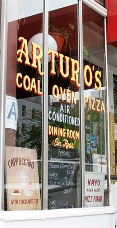 Arturo's - this place IS one of the best.