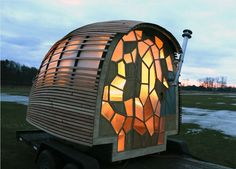This student-designed portable home may be the most beautiful tiny house we've seen | Grist