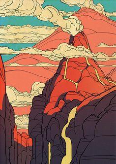 Landscapes - Hugo Moreno