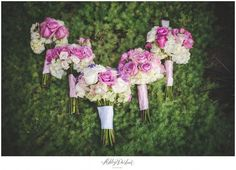 Nathan + Alexa | Newport Beach Wedding at Sherman Library + Gardens Fairytale weddings, pink wedding, Southern California wedding, Newport Beach wedding, pink rose bouquet, fairytale inspired bouquet