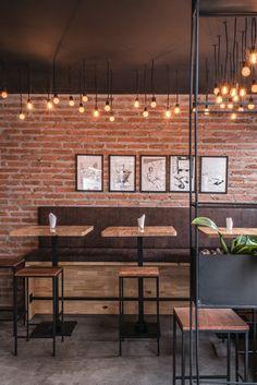 Bar Interior Design, Restaurant Interior Design, Cafe Design, Café Bar, Restaurant Bar, Coffee Shop, Sun Valley, Villas, Gallery