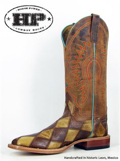 HP1053 | Anderson Bean Boots