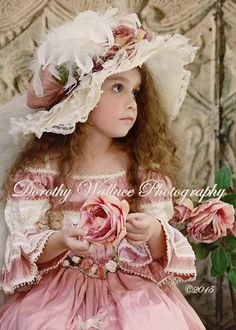 Little Miss Marie Renaissance Hat Carmen Creation - October 19 2019 at