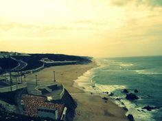 San Petro de Moel Portugal sea summer water coast vacation morning