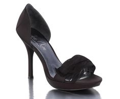 Shop prom shoes and special occasion shoes at PromGirl. Dress shoes, designer high heels for prom, and sandals for prom or homecoming parties. High Heels For Prom, Prom Heels, Sexy Heels, Womens High Heels, Designer Dress Shoes, Designer High Heels, Cute Black Heels, Black High Heels, Couture High Heels