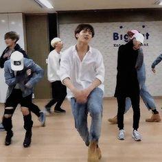 baepsae dance practice