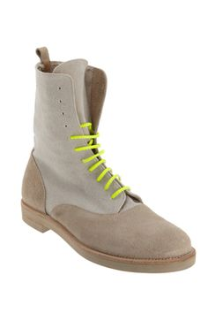 MM6 + more awesome lace-up ankle boots we love