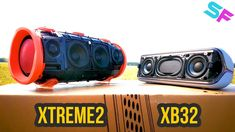 Sony SRS-XB32 vs JBL Xtreme 2 Extreme Bass Test Without Grill