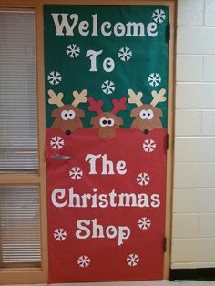 2013 School Christmas Shop