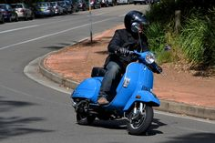 The Vespa PX 150 offers a truly unique riding experience. At a little over 34 years old, the PX proves age is no barrier. Motor Scooters, Vespa Scooters, Scooter Motorcycle, Bike, Vespa Px 200, Scooter Garage, Vintage Vespa, Cars And Motorcycles, News