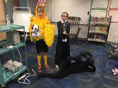 Our FLL JR students are really excited about Halloween and FIRST! #frc5902