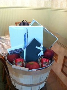 Apple Ipad gift basket for auction