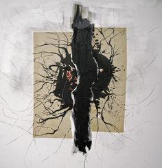 Maria Antónia Santos - (Pintura) Le Grand Cancer