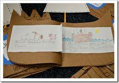 first grade parade: columbus day-mayflower class book