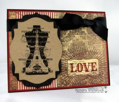 BY: Kendra Wietstock; Crafter's Companion (Stamp-It Australia Collection)