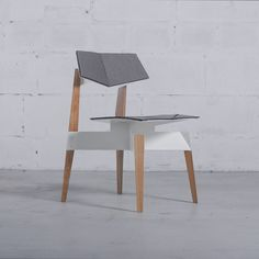 K1 chair on Behance