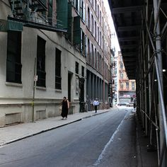 This Is The Most Filmed In Alley In NYC: Gothamist