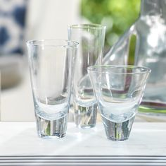 Amalfi Drinkware - Set of 4 -  - CARLYLE AVENUE - 1