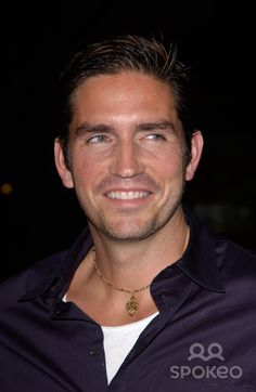 Nov 16, 2004; Los Angeles, CA: Actor JAMES CAVIEZEL at the world premiere, in Hollywood, of his new movie Alexander.