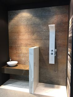 Neolith Shower and Bathroom