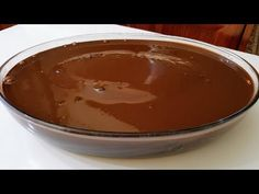 ΣΟΚΟΛΑΤΟΠΙΤΑ!! - YouTube Chocolate Pies, Chocolate Fondue, Breakfast Recipes, Dessert Recipes, Desserts, Pudding, Cakes, Food, Tailgate Desserts