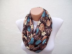 infinity scarf Loop scarf by nurlu