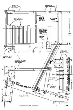 Adirondack chair plans--I want to make some from wood composite (aka Trex).  Has…