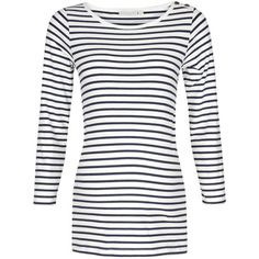 Breton Stripe Maternity Tops, Tops and Shirts, Maternity