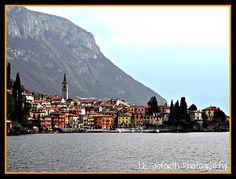 Varrena, Lake Como, Italy.