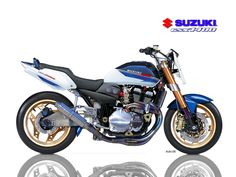 Suzuki GSX 1400 RR what if.............