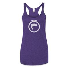 FishOn The Reel Racerback Tank - Available in 4 Colors