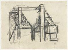 Theo van Doesburg (Christian Emil Marie Küpper)   MoMA