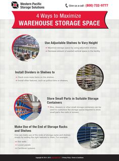To maximize warehouse space,  design is important.The best warehouse design will have features that meet your needs and that enable you to use your space with peak efficiency.Analyze your current space and consider different steps that you can take to maximize your current space.