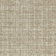 Khadi (110485) - Scion Wallpapers - A textured plain developed from the threads of a coarsely woven cotton cloth. Shown here in truffle brown colouring - more colours are available. Please request a sample for true colour match. Paste-the-wall product.