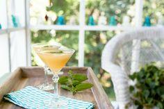 Apple Elderflower Martini   Grey is the New Black