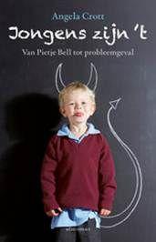 'Baldadig, beweeglijk, lawaaierig en lui zijn jongens altijd geweest.' – Angela Crott on http://www.medicalfacts.nl