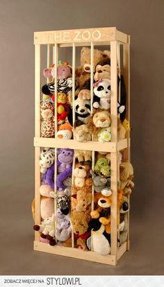 Stuffed animal containment