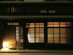 町家:西陣伊佐町/京都町家(町屋)の庵 Machiya, Kyoto, Japan