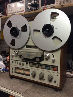 TEAC X-10R Reel to Reel tape deck  www.rvhifi.com