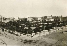 Plaza de España, años 20
